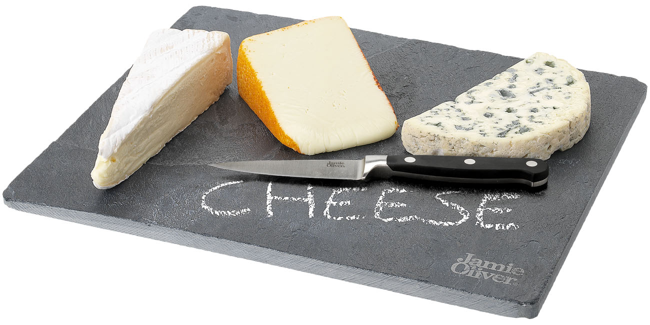 Jamie Oliver Chalk 'n cheese set